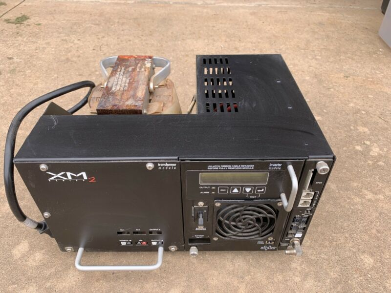 Alpha XM SERIES 2 Power Supply