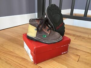 Kickers toddler shoes