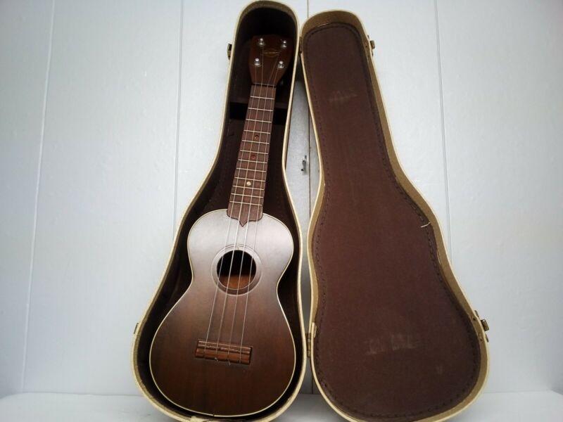 Vintage Gretsch Sherwood ukulele music instrument