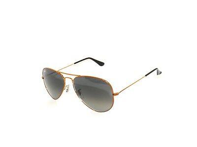 Ray Ban Sunglasses 3025 197/71 58 Bronze Gray Gradient  Aviator Rayban (Mens Ray Ban Aviator Sunglasses Sale)