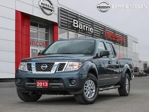 2014 Nissan Frontier SMALL TRUCK SOLUTION