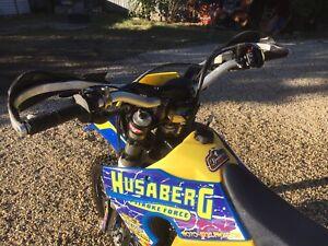Husaberg Fe550