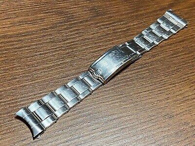 Rare Vintage 50' ROLEX 7206 64 Endlinks bracelet 6204 6205 6536 5508 6542 6541