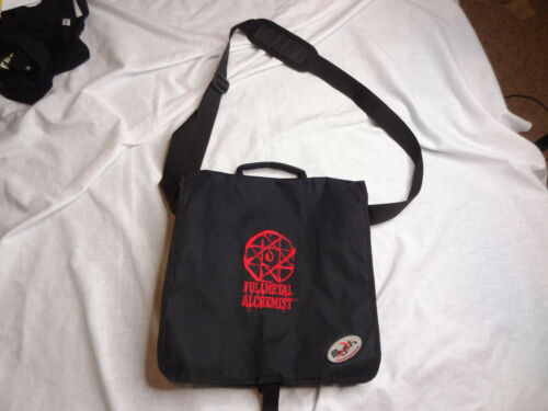 2004 Full Metal Alchemist Anime Bag Carry Pack Mythwear Messenger