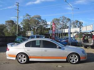 2007 Ford Falcon Sedan - Low Klms / 6 Mths Rego / R/Worthy - AUTO Lawnton Pine Rivers Area Preview