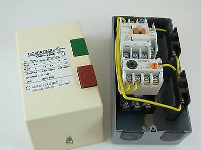 Cerus Cmw22mb4801622 Plastic Enclosed Starter Start Stop 480V 16 22A New