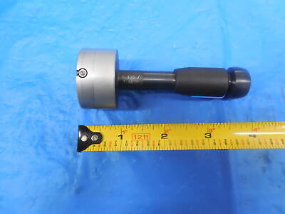 Dyer 1.406 1.407 Diameter Non Tipping Indicator Bore Gage Sleeve Holder Stem