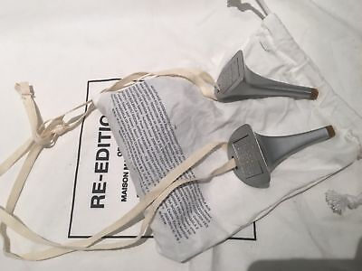 "Used, BNWT! Maison Martin Margiela X H&M""Lost Stiletto Heels"" silver NECKLACE PRISTINE for sale  Norway"