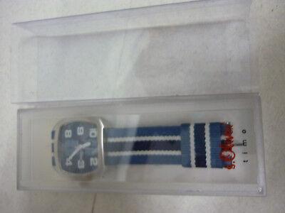 s.Oliver Chronograph Uhr Herrenuhr  Chrono Datum Blau SO-215-LC., gebraucht gebraucht kaufen  Stocksberg; Gem Beilstein