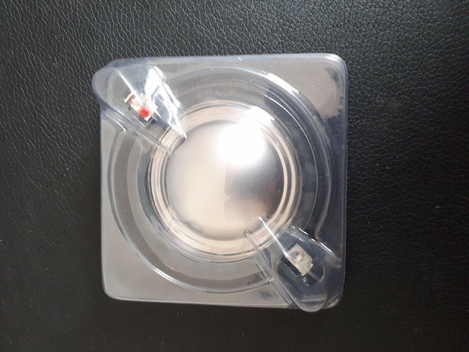 Ersatz Schwingspule SIRUS Pro SS2-12 8 Ohm Hochtöner Diaphragma Coil 44mm
