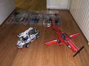 lego mindstorms nxt and technic lot/ set with many extras