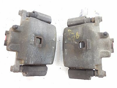 06 13 Mazda 6 Passenger Right Driver Left Front Brake Caliper Set Oem