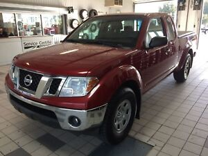 2009 Nissan Frontier XE JAMAIS ACCIDENTE