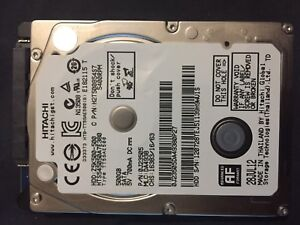 PS3 500GB HDD