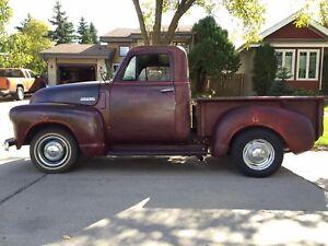 Custom Short Box 1947 Chevrolet Pick-Up Truck