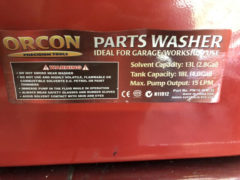 Parts washer | Other Parts & Accessories | Gumtree Australia Gold