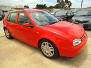 1999 Volkswagen Golf GTI TURBO FULL SERVICE HISTORY $4990 St James Victoria Park Area Preview