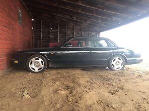 1997 Jaguar XJR Supercharged Inline 6