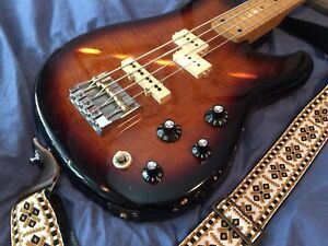 Very Rare Vintage Ibanez Roadster Bass (1981) - RS-924BS