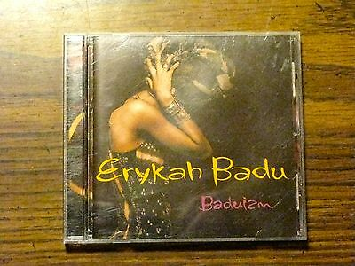 Baduizm By Erykah Badu  Cd  Feb 1997  Universal  Poland