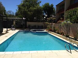 Unfurnished one bedroom apartment Shenton Park Nedlands Area Preview