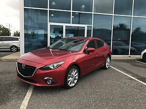 Mazda 3 GT Groupe Tech 2014