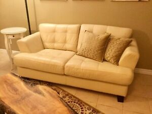 Couch and Oversized Chair Set