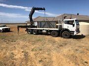 Iveco acco 8x4 crane truck Dawesville Mandurah Area Preview