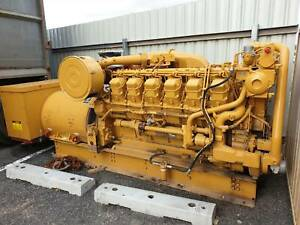 CATERPILLAR – GENERATOR 3512 Wonthella Geraldton City Preview