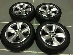 Audi Q5 19s, Michelin tyres, fit VW Mercedes etc Caringbah Sutherland Area Preview