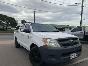 2006 Toyota Hilux WORKMATE Coopers Plains Brisbane South West Preview