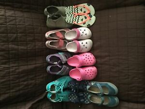 Kids girls shoes size 8-9-10-11