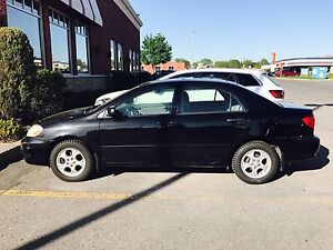 Toyota Corolla! Low mileage!! Excellent condition!!