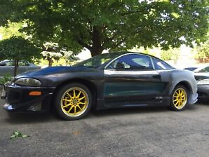 1996 eagle talon project car