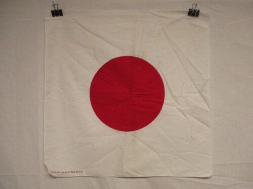 Flag1022 WW 2 Japan Japanese Flag Meatball 20 x 20 W10F