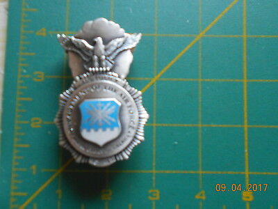 1  badge  DEPARTMENT OF THE AIR FORCE   US AMERICA  AIR POLICE RETIRED