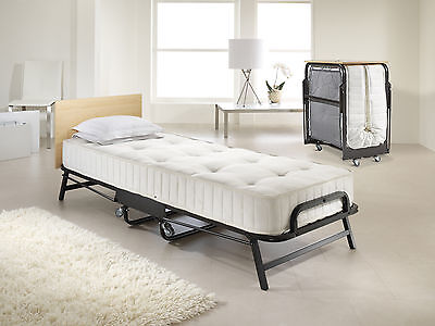 Jay Be Ultimate Premier Folding Single Guest Bed with Deep Sprung Mattress