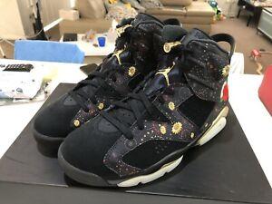 detailed look c58fd 34d84 Nike Air Jordan 6 Retro VI CNY 2018 - US 8.5 | Men's Shoes ...