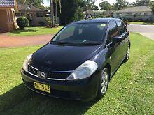 Nissan Tiida ST-L hatchback 2006 Nelson Bay Port Stephens Area Preview