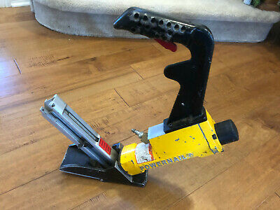 Powernail 445 16-gauge Hardwood Flooring Cleat Nailer Nice
