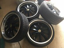 "20"" Rims suit Holden Commodore Myponga Yankalilla Area Preview"