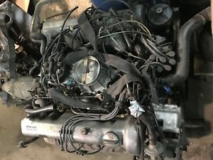 moteur Mercedes-Benz engine & transmission 450SLC 450SL