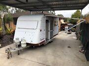 Caravan Roadstar Voyager 14/6 ft Thorneside Redland Area Preview