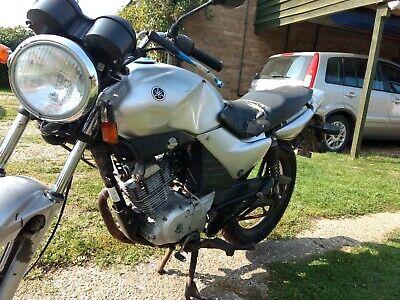 Yamaha YBR 125, spares or repair