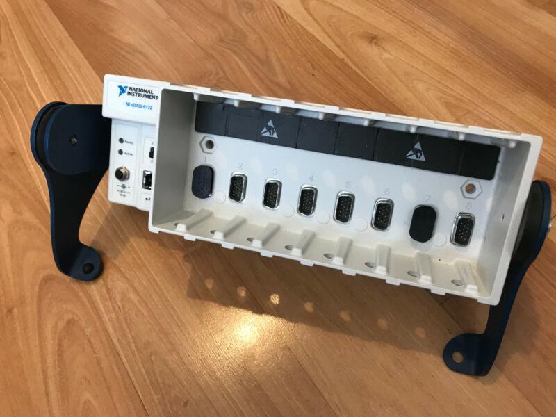 National Instruments NI cDAQ-9172 USB CompactDAQ 8-Slot Chassis