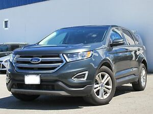 2015 Ford Edge SEL Leather,Sunroof,Navigation,AWD,2.0L Ecoboost