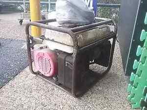 Honda generator sold as parts Shailer Park Logan Area Preview
