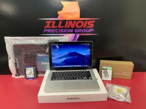 Apple Macbook Pro 13 I5 2.3-3.1ghz * 8gb Ram 1tb * Warranty Pre-retina Osx