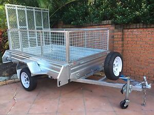 Moving house? Trailers for hire... Bundall Gold Coast City Preview