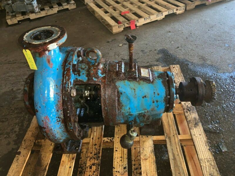 Goulds 3175 XLT 8x8x12 Centrifugal Pump AI-SS 1800 GPM 1800 RPM